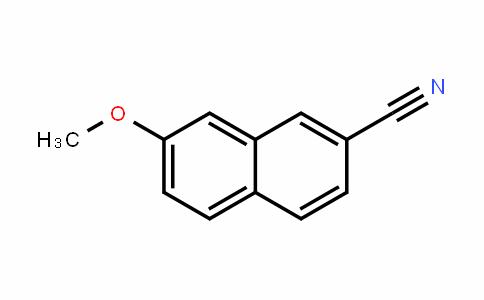 90381-43-4 | 7-methoxynaphthalene-2-carbonitrile