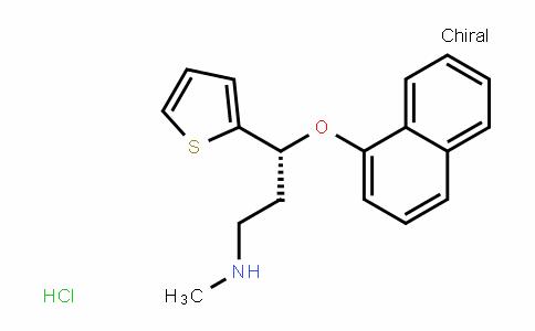 MC445530 | 910138-96-4 | (R)-度洛西汀盐酸盐