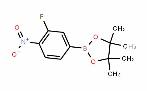 939968-60-2 | 3-氟-4-硝基苯硼酸频那醇酯