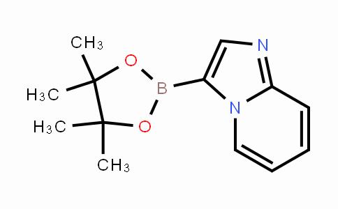 942070-78-2 | 3-(4,4,5,5-Tetramethyl-1,3,2-dioxaborolan-2-yl)imidazo[1,2-a]pyridine