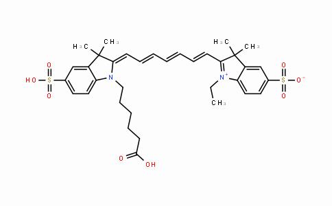 CAS No. 943298-08-6, Sulfo-Cy7-acid