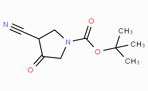 CS10030 | 175463-32-8 | tert-Butyl 3-cyano-4-oxopyrrolidine-1-carboxylate