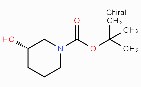 143900-44-1 | (S)-tert-Butyl 3-hydroxypiperidine-1-carboxylate