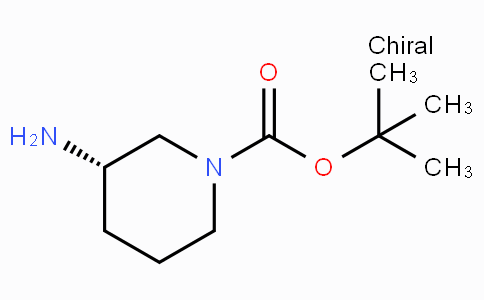 625471-18-3 | (S)-tert-Butyl 3-aminopiperidine-1-carboxylate