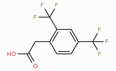 CS10055 | 177952-39-5 | 2,4-Bis(trifluoromethyl)phenylacetic acid