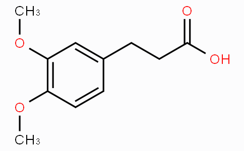 3-(3,4-Dimethoxyphenyl)propanoic acid