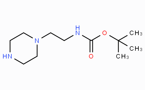 CS10086 | 140447-78-5 | tert-Butyl (2-(piperazin-1-yl)ethyl)carbamate
