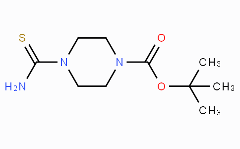 CS10127 | 196811-66-2 | tert-Butyl 4-carbamothioylpiperazine-1-carboxylate
