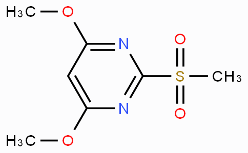 CS10131 | 113583-35-0 | 4,6-Dimethoxy-2-(methylsulfonyl)pyrimidine