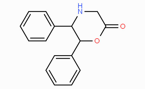 5,6-Diphenylmorpholin-2-one