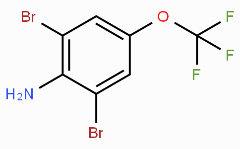 88149-49-9 | 2,6-Dibromo-4-(trifluoromethoxy)aniline