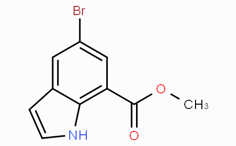 CS10233 | 860624-89-1 | Methyl 5-bromo-1H-indole-7-carboxylate