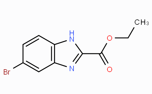 Ethyl 5-bromo-1H-benzo[d]imidazole-2-carboxylate