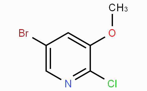 CS10254 | 286947-03-3 | 5-Bromo-2-chloro-3-methoxypyridine