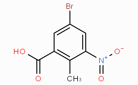 CS10271 | 107650-20-4 | 5-Bromo-2-methyl-3-nitrobenzoic acid