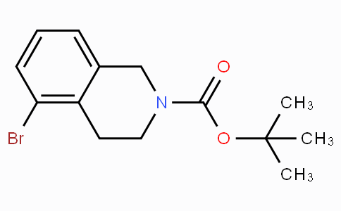 CS10284 | 215184-78-4 | tert-Butyl 5-bromo-3,4-dihydroisoquinoline-2(1H)-carboxylate