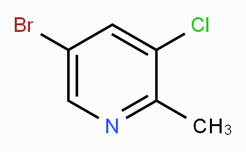CS10285 | 914358-72-8 | 5-Bromo-3-chloro-2-methylpyridine