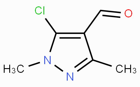 27006-76-4 | 5-Chloro-1,3-dimethyl-1H-pyrazole-4-carbaldehyde