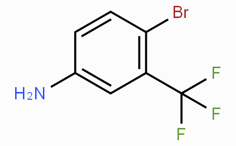393-36-2 | 4-Bromo-3-(trifluoromethyl)aniline