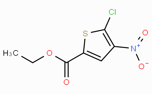 Ethyl 5-chloro-4-nitrothiophene-2-carboxylate
