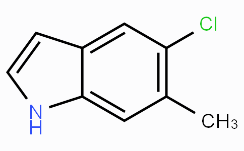 CS10342 | 162100-56-3 | 5-Chloro-6-methyl-1H-indole