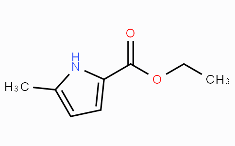 CS10437 | 3284-51-3 | Ethyl 5-methyl-1H-pyrrole-2-carboxylate
