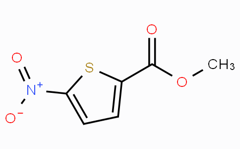 Methyl 5-nitrothiophene-2-carboxylate