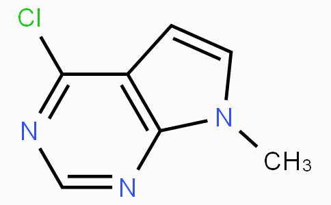 CS10559 | 7781-10-4 | 4-Chloro-7-methyl-7H-pyrrolo[2,3-d]pyrimidine