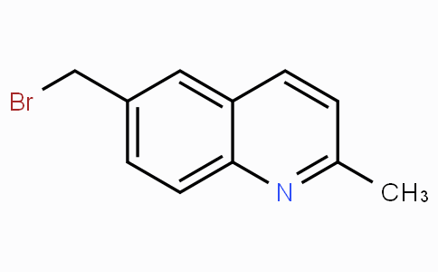 6-(Bromomethyl)-2-methylquinoline