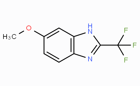 6-Methoxy-2-(trifluoromethyl)-1H-benzo[d]imidazole