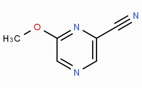 2-Methoxy-6-cyanopyrazine