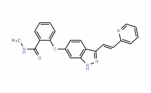 CS10940 | 319460-85-0 | Axitinib