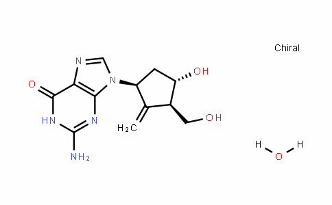 CAS No. 209216-23-9, Entecavir hydrate