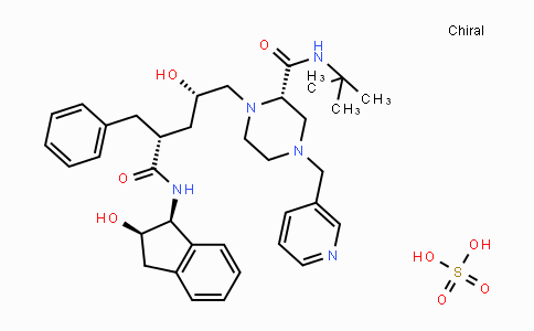 157810-81-6   インジナビル硫酸...