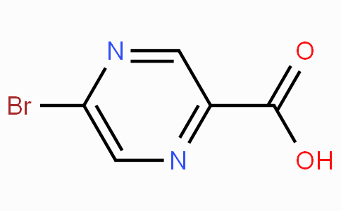 CS12377 | 876161-05-6 | 5-Bromopyrazine-2-carboxylic acid