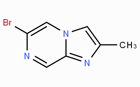 CS12392 | 1159811-97-8 | 6-Bromo-2-methylimidazo[1,2-a]pyrazine