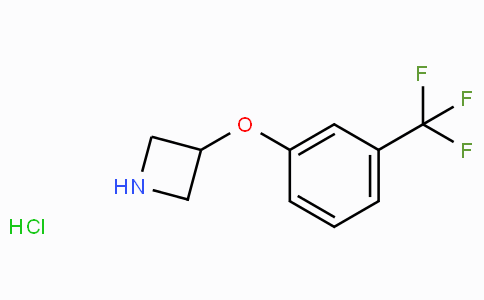 CS12879 | 1188374-88-0 | 3-(3-(Trifluoromethyl)phenoxy)azetidine hydrochloride