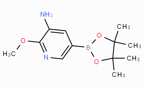 CS13028 | 893440-50-1 | 2-Methoxy-5-(4,4,5,5-tetramethyl-1,3,2-dioxaborolan-2-yl)pyridin-3-amine