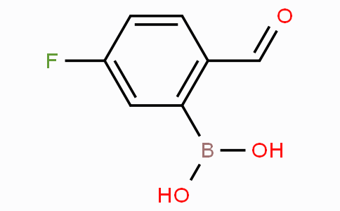 CS13058 | 1256355-30-2 | (5-Fluoro-2-formylphenyl)boronic acid