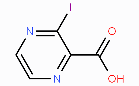 CS14926 | 212471-40-4 | 3-Iodopyrazine-2-carboxylic acid