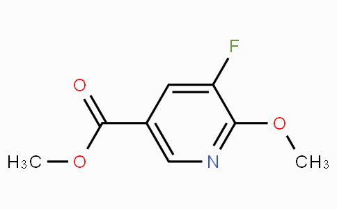 CS17219 | 953780-40-0 | Methyl 5-fluoro-6-methoxynicotinate