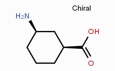 (1S,3R)-3-Aminocyclohexanecarboxylic acid
