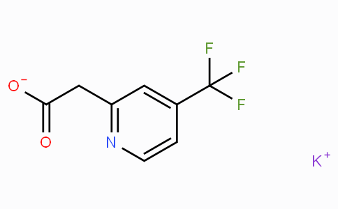 1923238-84-9 | Potassium 2-(4-(trifluoromethyl)pyridin-2-yl)acetate