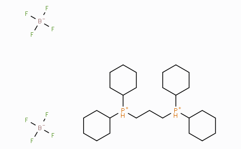 CS17956 | 1002345-50-7 | Propane-1,3-diylbis(dicyclohexylphosphonium) tetrafluoroborate