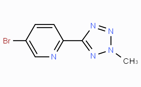 CS19598 | 380380-64-3 | 5-Bromo-2-(2-methyl-2H-tetrazol-5-yl)pyridine