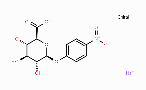 MC100421 | 89772-41-8 | Sodium (2S,3S,4S,5R,6S)-3,4,5-trihydroxy-6-(4-nitro-phenoxy)tetrahydro-2H-pyran-2-carboxylate
