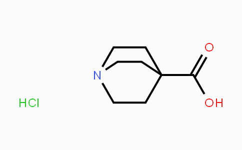 40117-63-3 | Quinuclidine-4-carboxylic acid hydrochloride