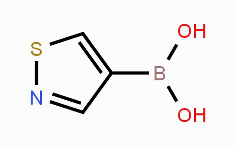 MC107356 | 1448859-47-9 | Isothiazol-4-ylboronic acid