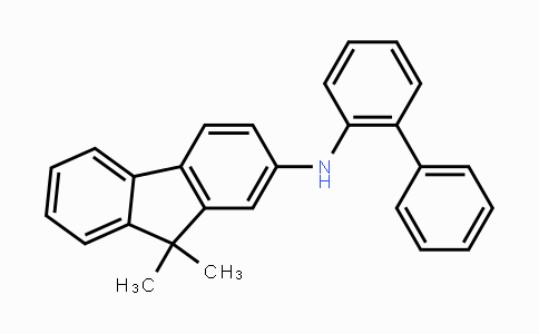 MC10779 | 1198395-24-2 | 2-(2-Biphenylyl)amino-9,9-dimethylfluorene