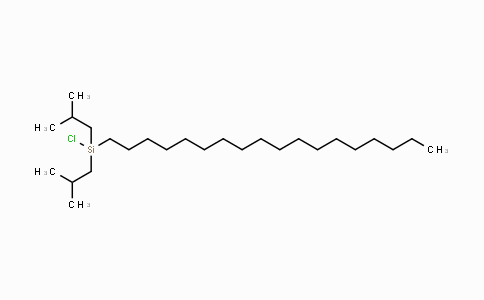 162578-86-1 | Chloro-bis(2-methylpropyl)-octadecylsilane